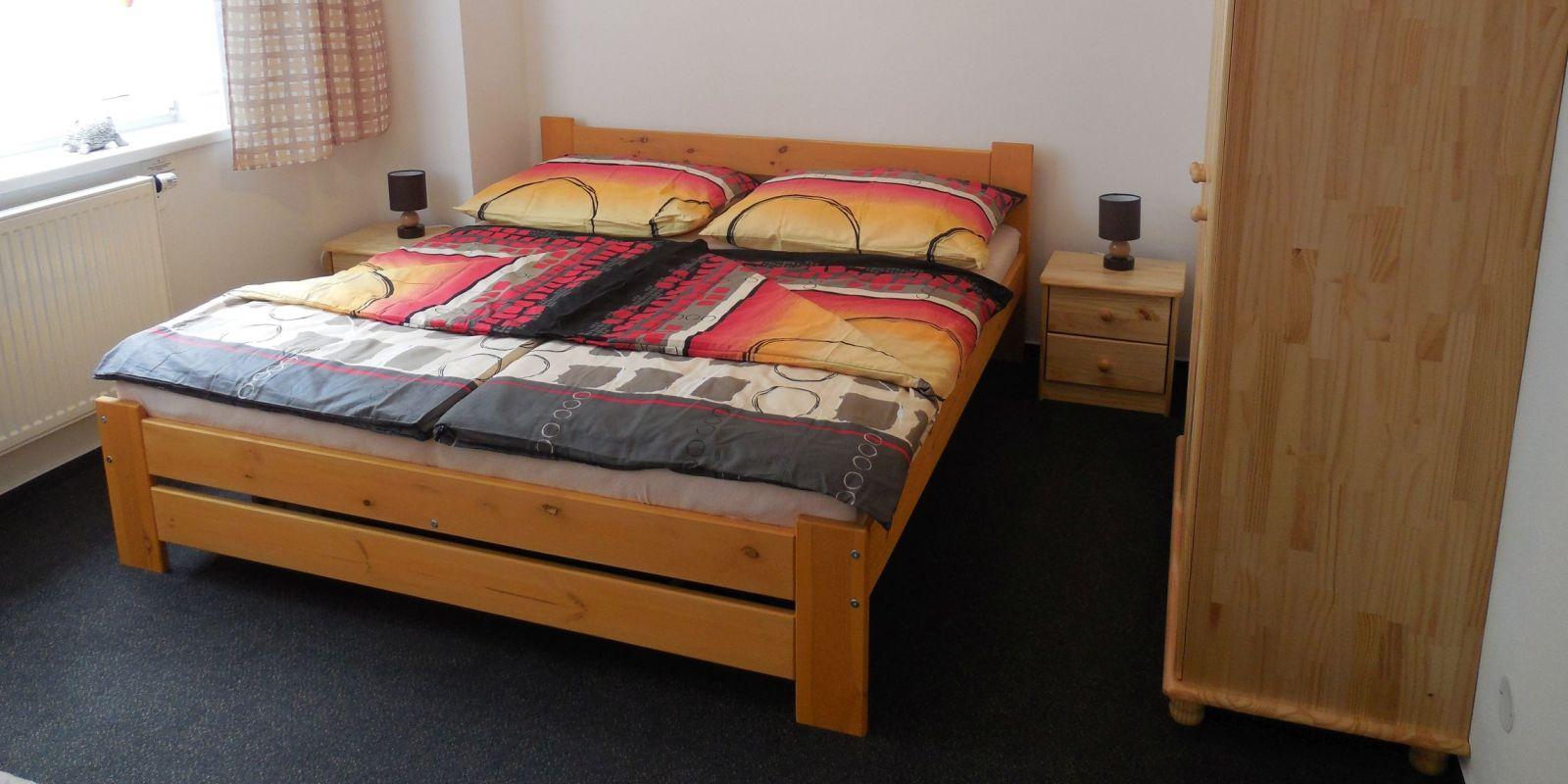 komfortní a čisté ubytování